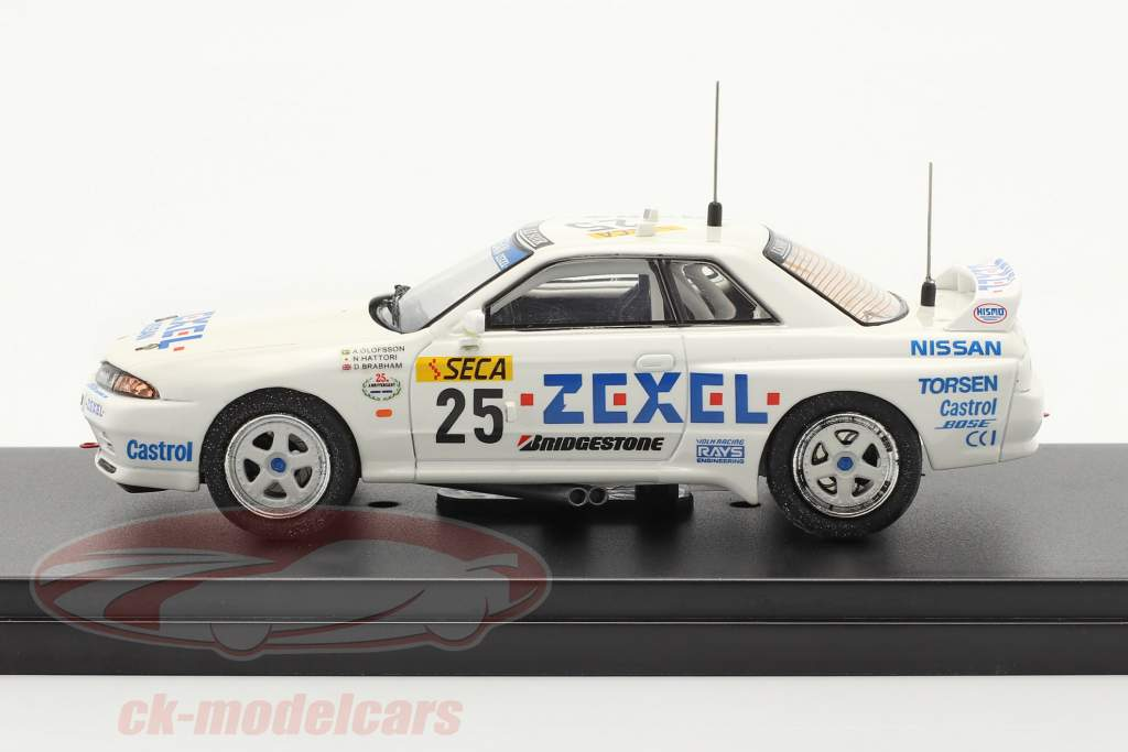 Nissan Skyline GTR #25 Vencedor 24h Spa 1991 1:43 Premium X