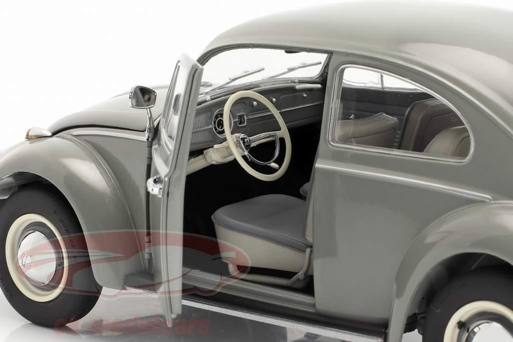 Volkswagen VW Bille Byggeår 1963 Grå 1:18 Schuco