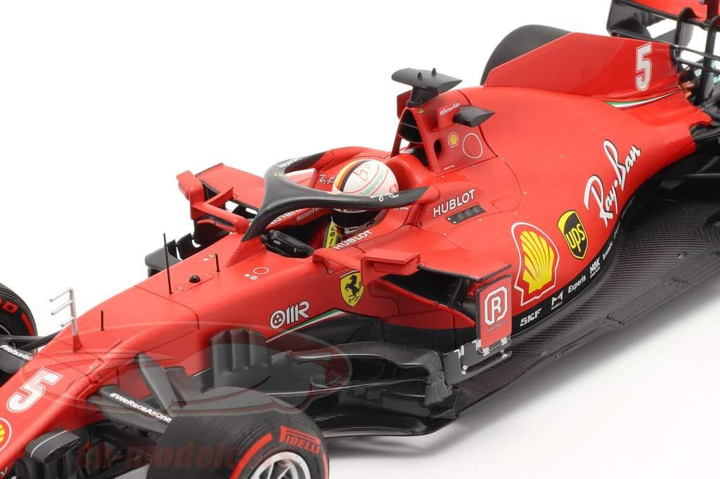 Sebastian Vettel Ferrari SF1000 #5 Österreich GP Formel 1 2020 1:18 BBR