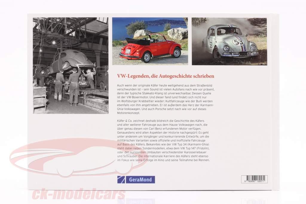 Libro: Scarabeo & Co. - Il storia del immortale Leggende VW