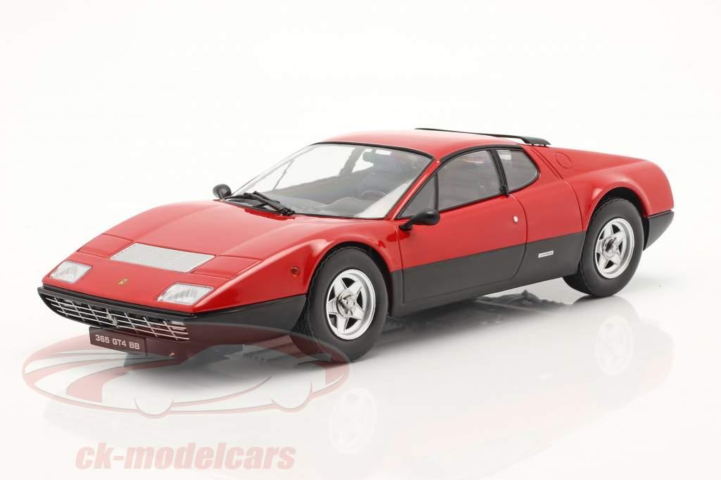 Ferrari 365 GT4 BB year 1973 red 1:18 KK-Scale