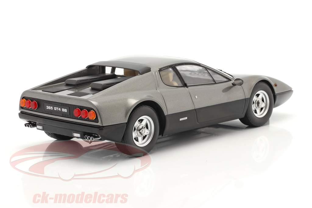 Ferrari 365 GT4 BB Anno di costruzione 1973 gun-metal 1:18 KK-Scale