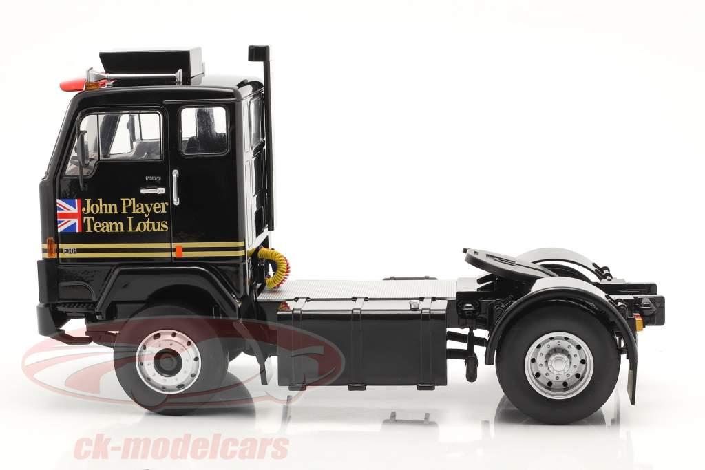 Volvo F88 Truck John Player Team Lotus 1978 1:18 Road Kings