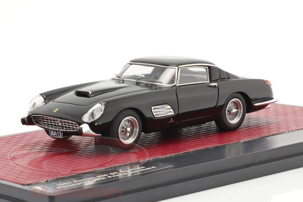 Ferrari 250 GT Speciale Pininfarina Príncipe Bernhard 1965 negro 1:43 Matrix