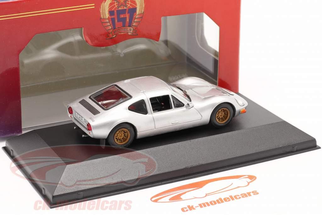 Melkus RS1000 Baujahr 1972 silber 1:43 IST-Models