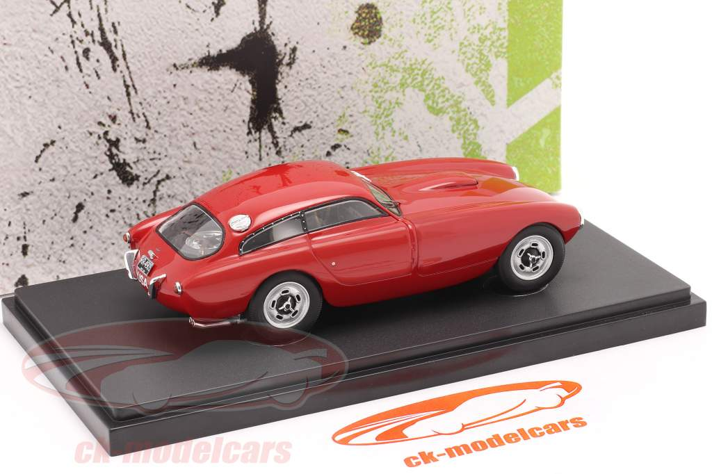 Bosley Mk1 GT Coupe year 1955 rot 1:43 AutoCuilt