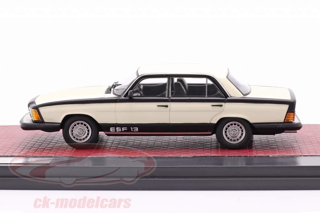 Mercedes-Benz ESF 13 Baujahr 1972 weiß / schwarz 1:43 Matrix