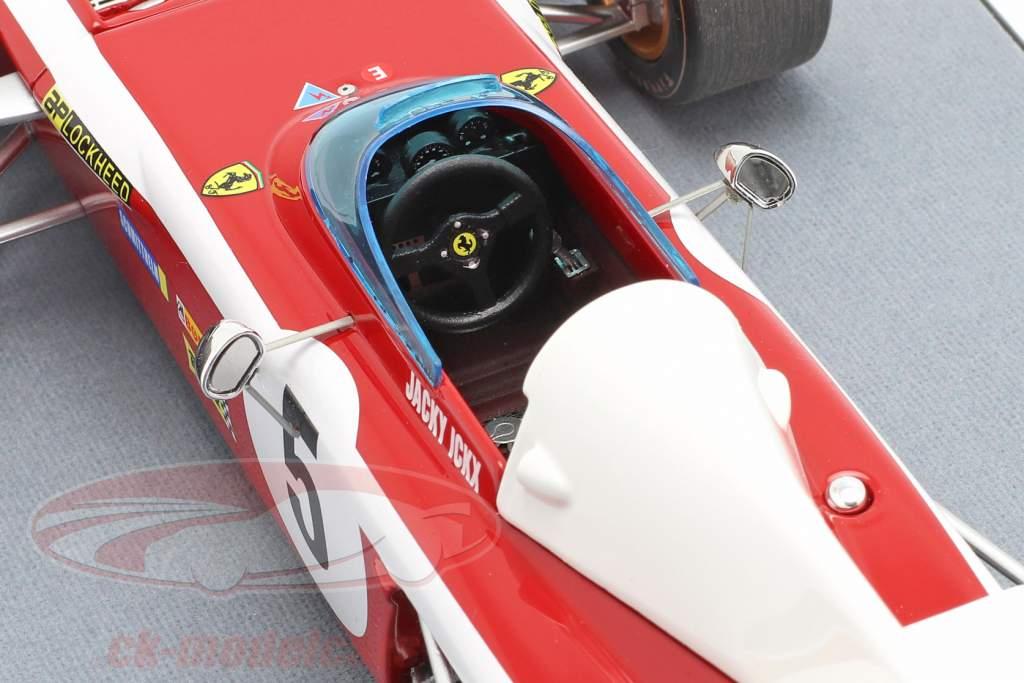 Jacky Ickx Ferrari 312B2 #5 South African GP formula 1 1972 1:18 Tecnomodel