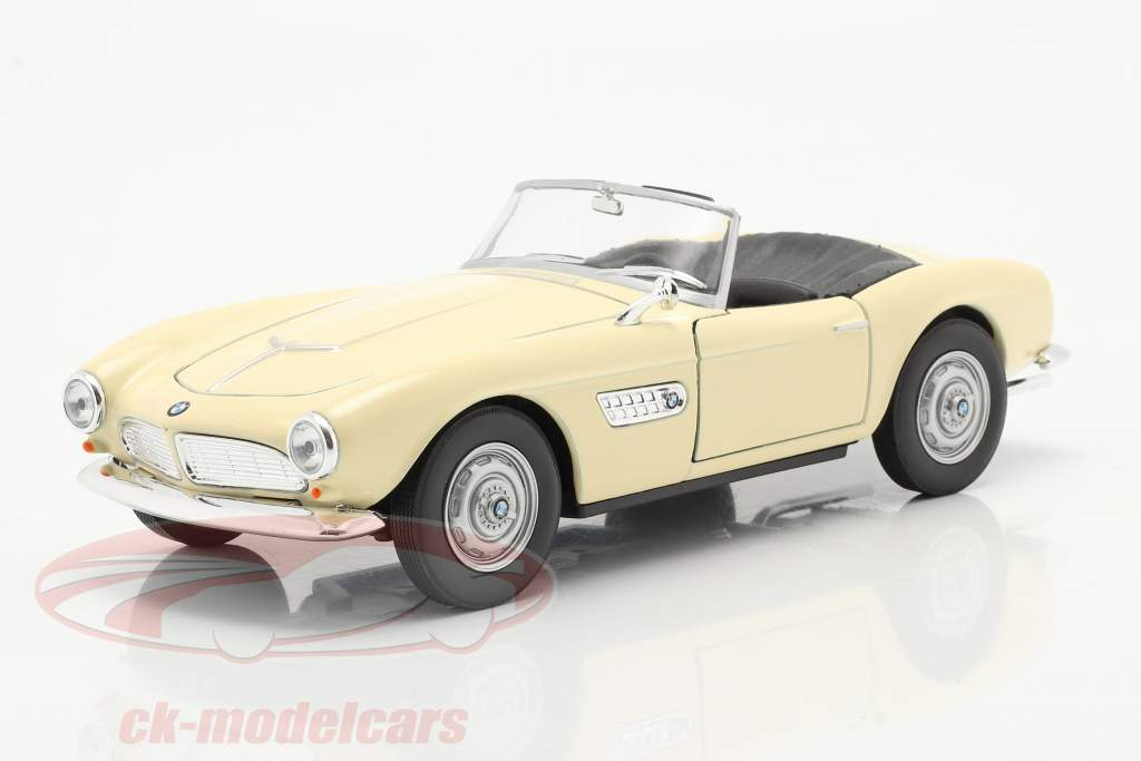 BMW 507 Cabriolet room 1:24 Welly