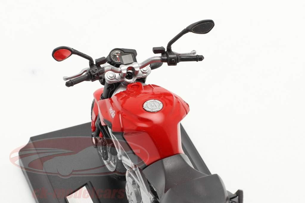 Aprilia Shiver 750 red 1:18 Welly