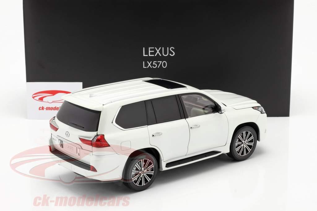 Lexus LX570 sonique pintes 1:18 Kyosho