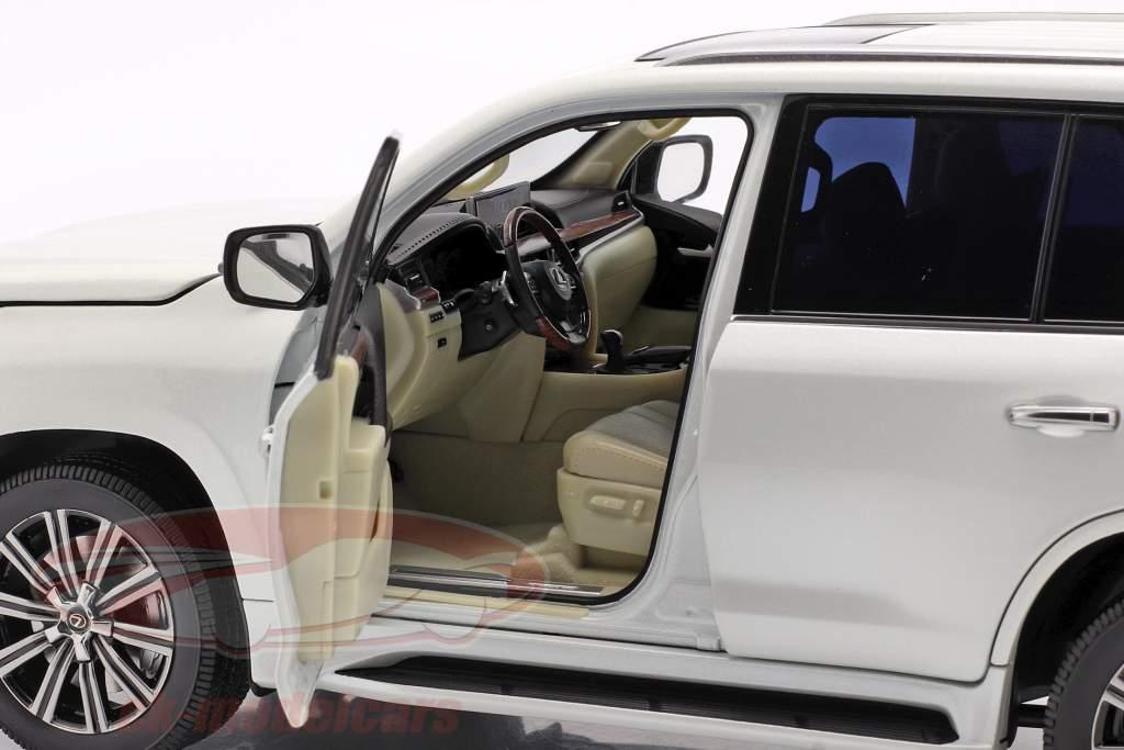 Lexus LX570 sônica quartos 1:18 Kyosho