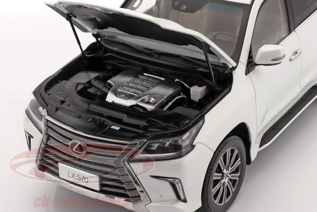 Lexus LX570 sonisch kwart gallons 1:18 Kyosho