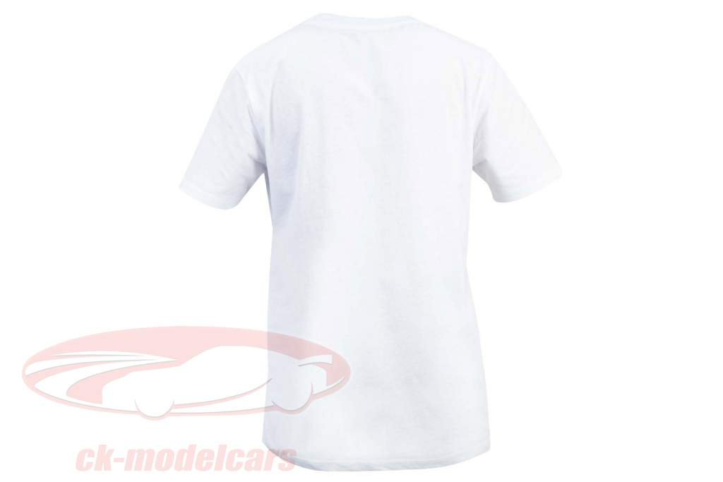 Manthey Racing T-Shirt Porsche 911 GT3 MR weiß