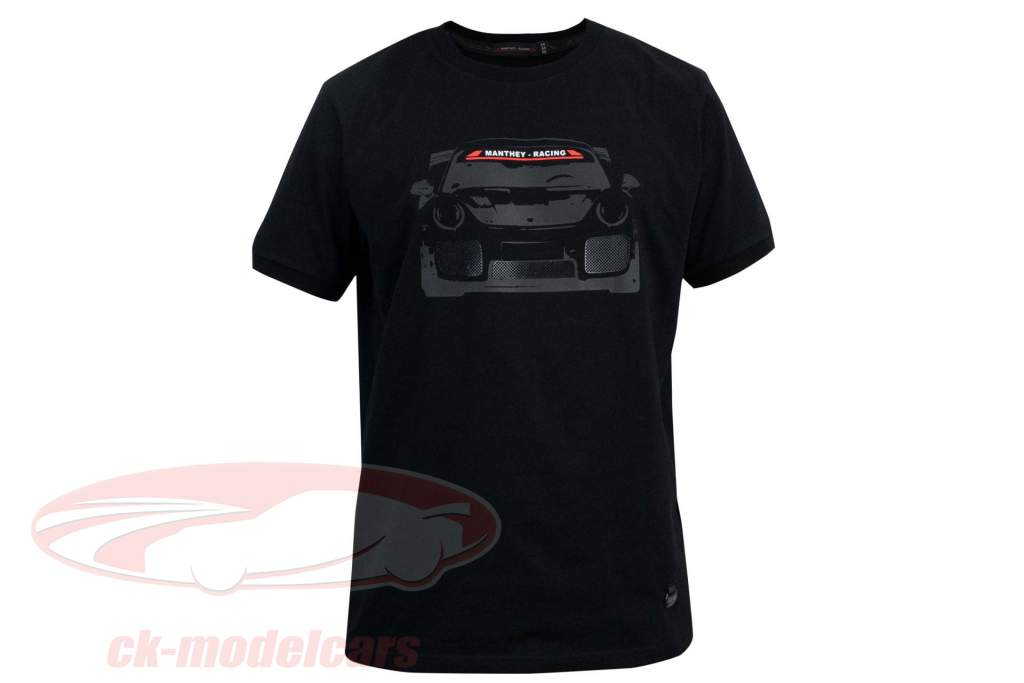 Manthey Racing T-Shirt Heritage sort