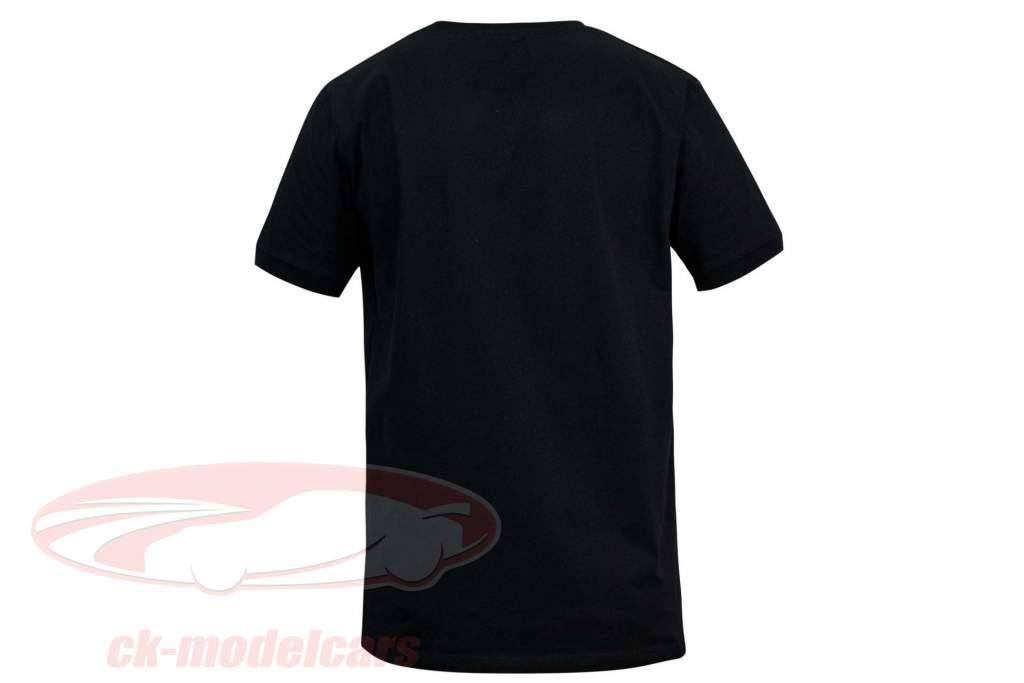 Manthey Racing T-Shirt Heritage Preto