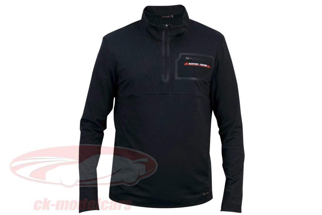 Manthey Racing Midlayer Shirt Heritage nero