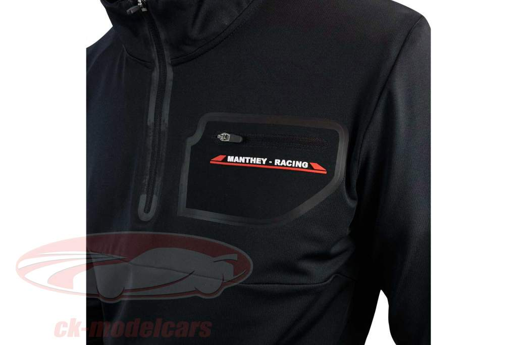 Manthey Racing Midlayer Shirt Heritage zwart