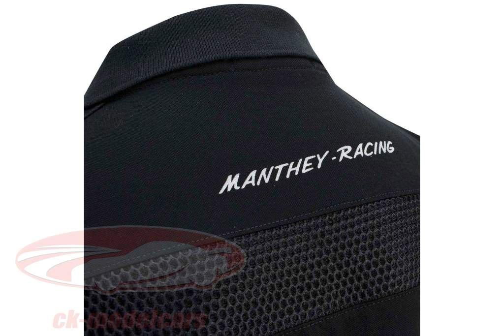 Manthey Racing Polo-Shirt Heritage zwart