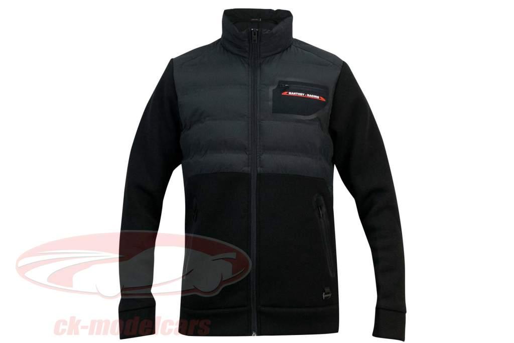 Manthey Racing Hybrid jakke Heritage sort
