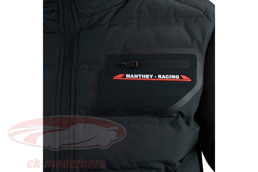 Manthey Racing Chaqueta híbrida Heritage negro