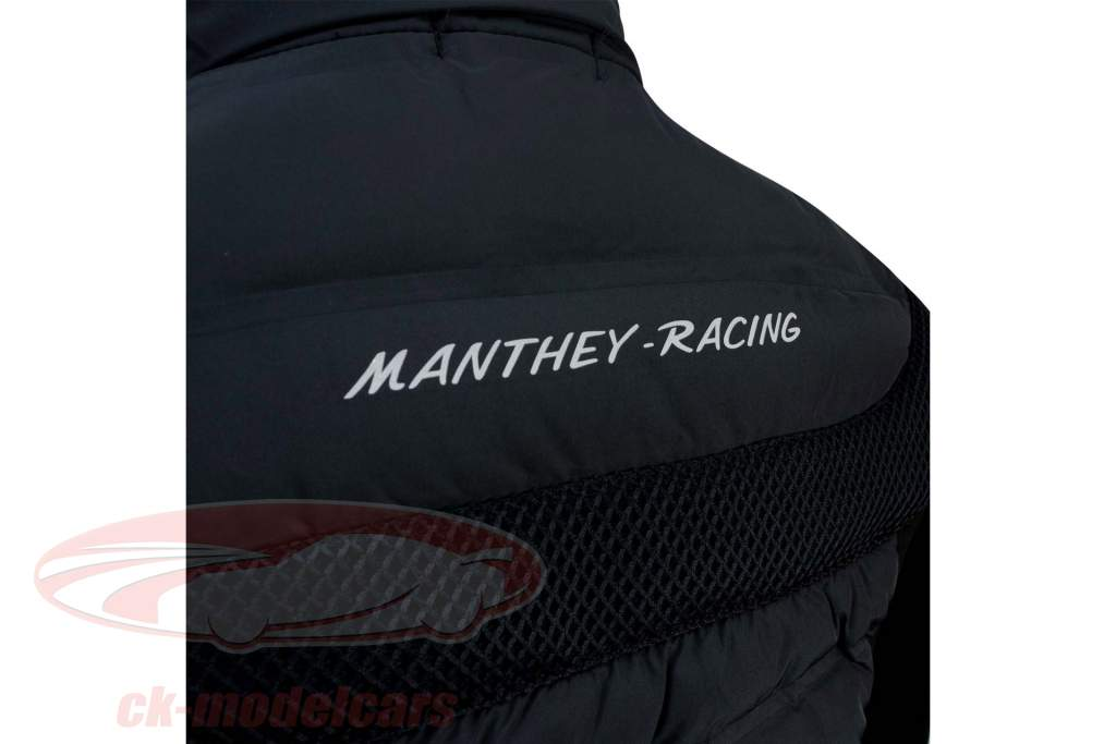 Manthey Racing Hybrid jakke Heritage sort