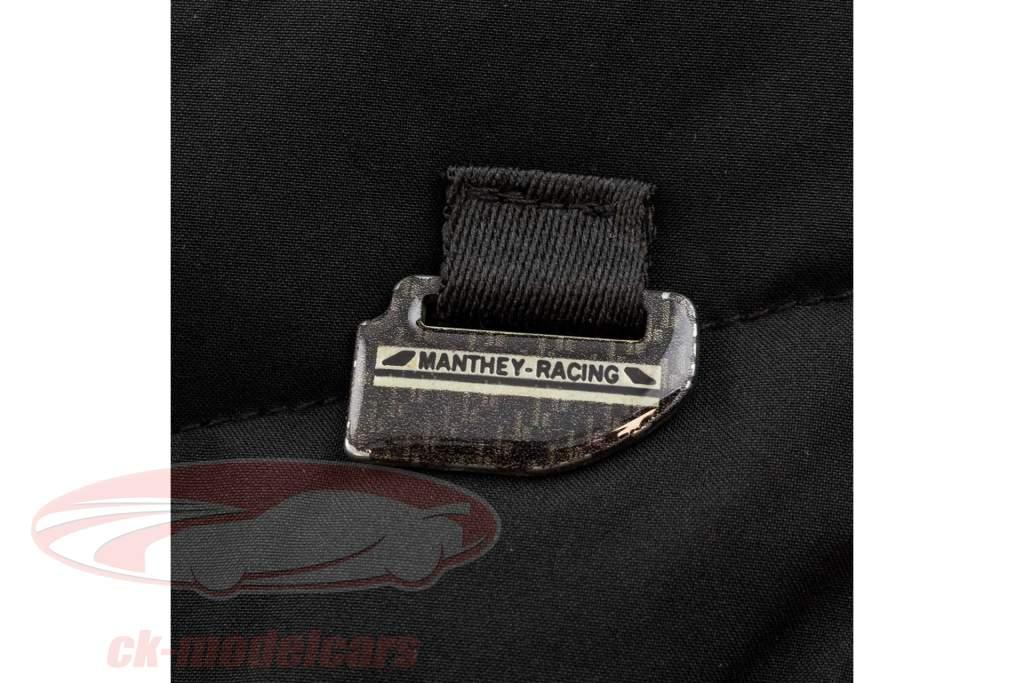 Manthey Racing Steppjacke Heritage schwarz