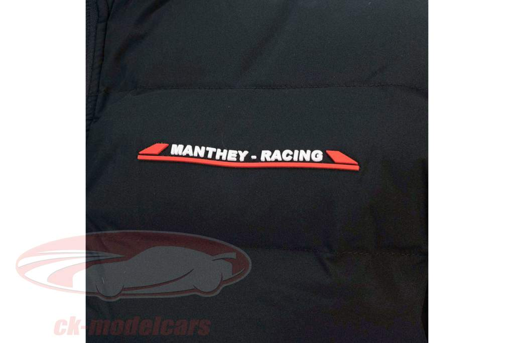 Manthey Racing Giacca trapuntata Heritage nero