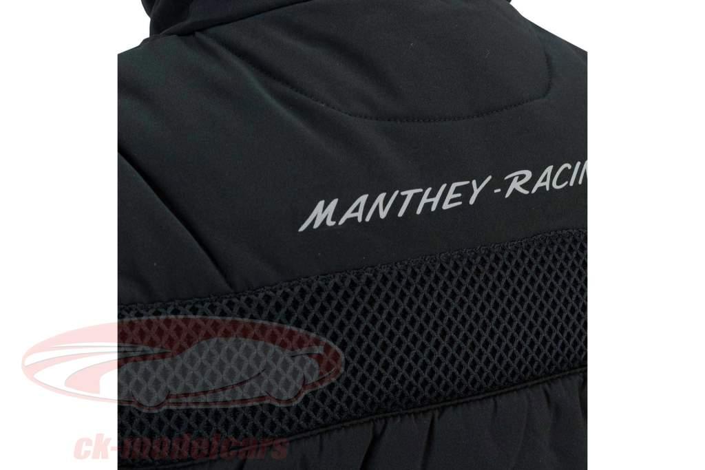 Manthey Racing Weste Heritage schwarz