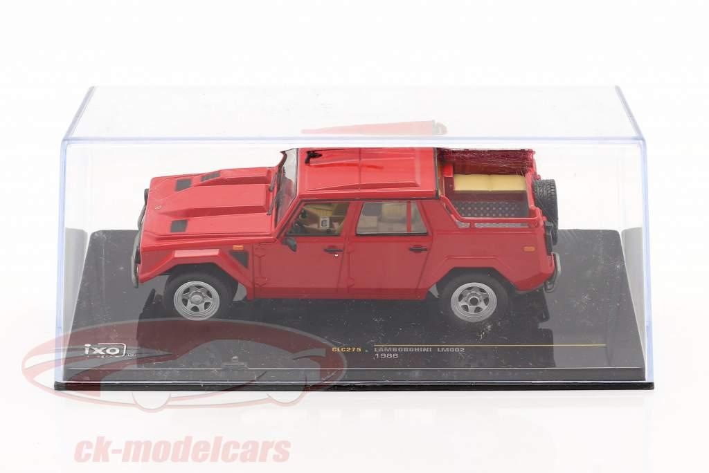Lamborghini LM002 år 1986 rød 1:43 Ixo / 2. plads valg