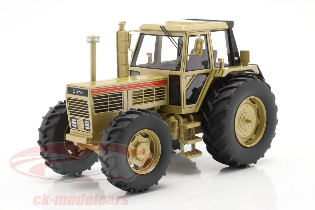 Same Hercules 160 trattore oro 1:32 Schuco