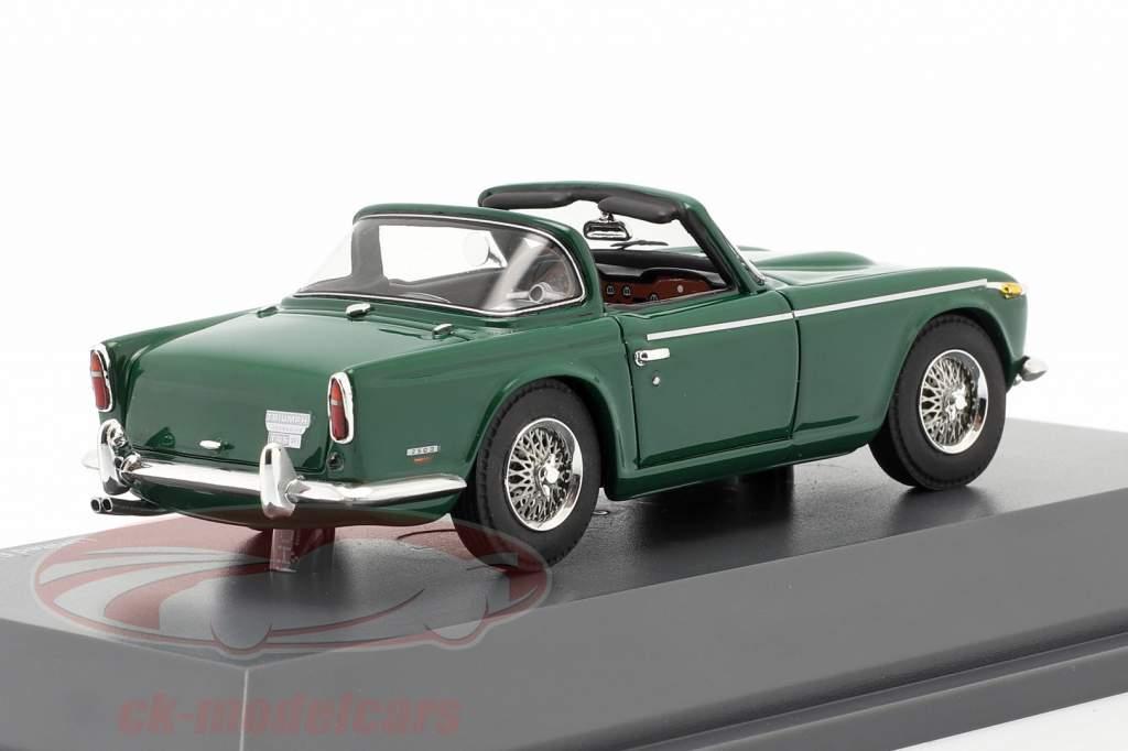 Triumph TR5 Año de construcción 1967-68 british racing verde 1:43 Schuco