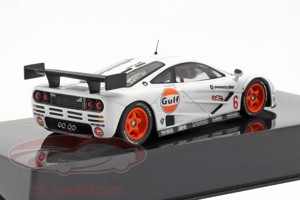 McLaren F1 GTR #6 Paul Ricard 1996 Raphanel, Owen Jones 1:43 Ixo