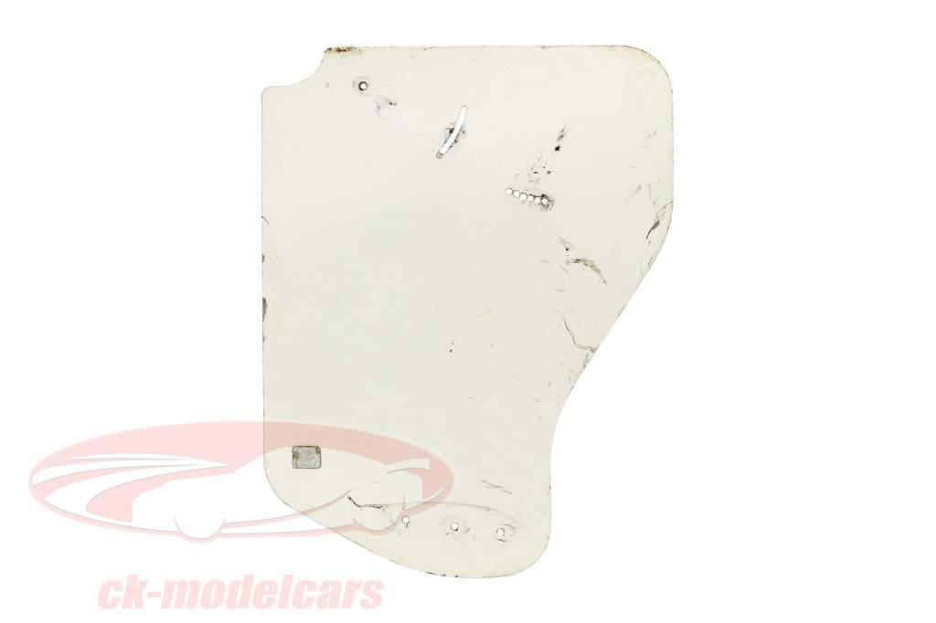 original L'aile arrière Plaque d'extrémité formule Renault 2.0 / ca. 36 x 47 cm