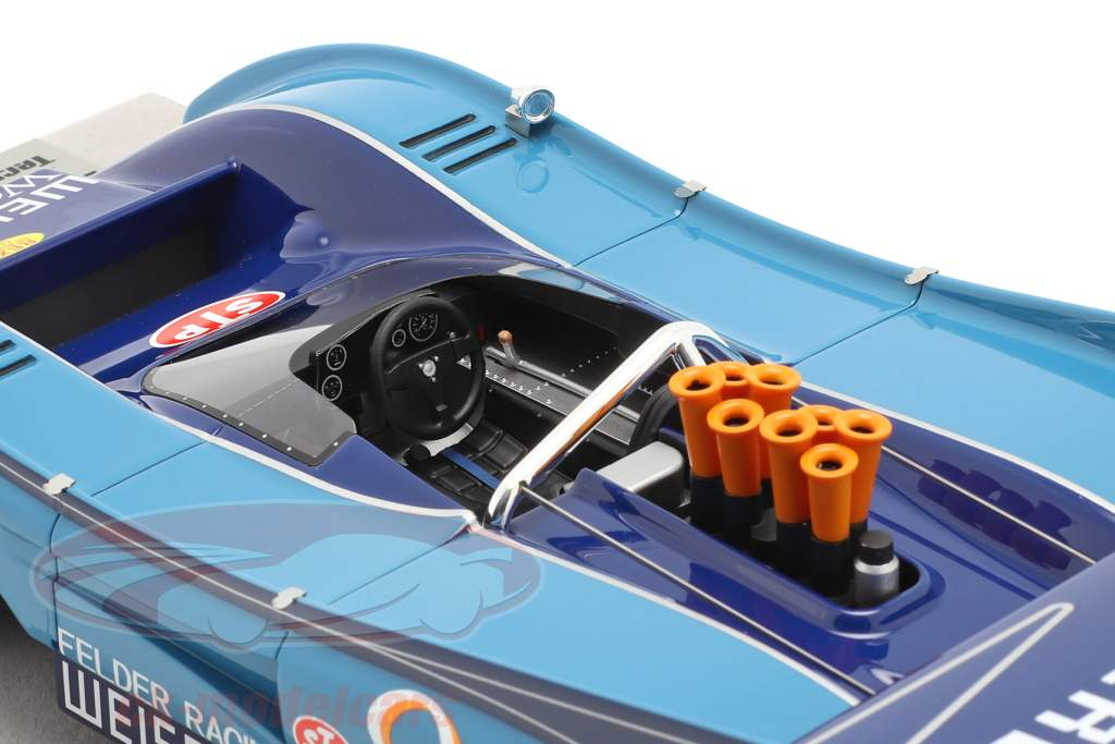 McLaren M8F #8 3e Interserie Nürburgring 1972 H. Kelleners 1:18 Tecnomodel
