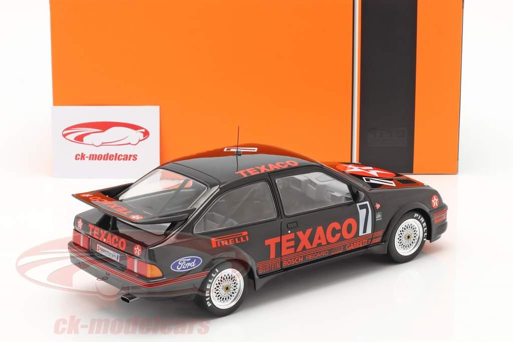Ford Sierra RS Cosworth #7 24h Spa 1987 Ludwig, Niedzwiedz, Boutsen 1:18 Ixo