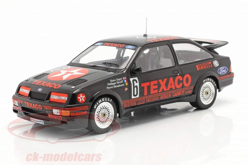 Ford Sierra RS Cosworth #6 24h Spa 1987 Soper, Dieudonne, Streiff 1:18 Ixo