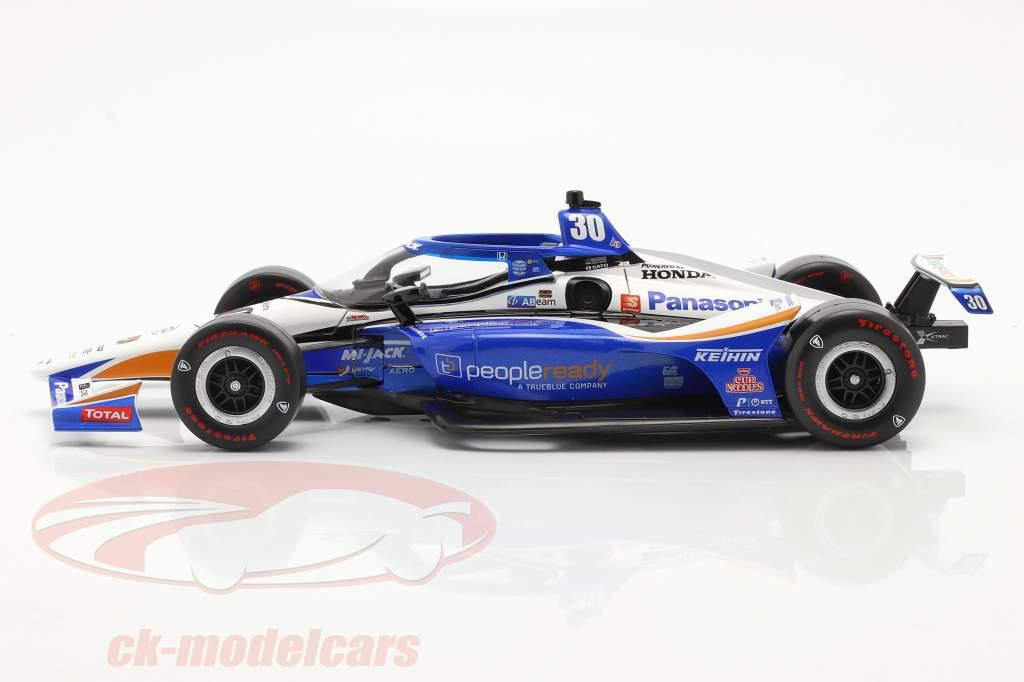 Takuma Sato Honda #30 Vincitore Indy 500 IndyCar Series 2020 1:18 Greenlight