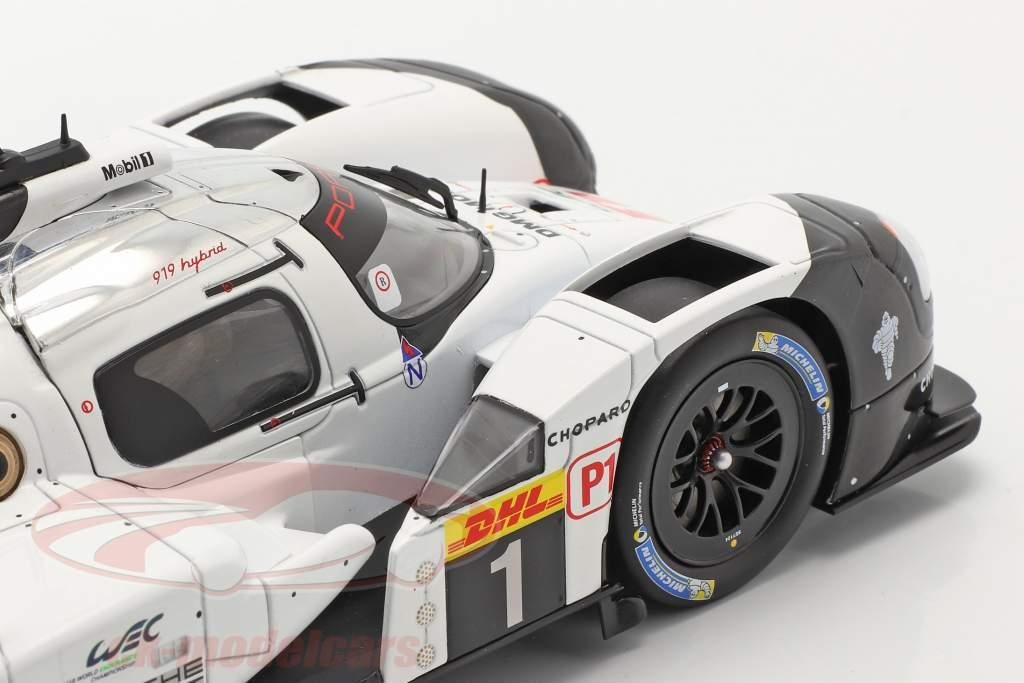 Porsche 919 Hybrid #1 Testcar Pre Saison Test Paul Ricard 2017 1:18 Ixo