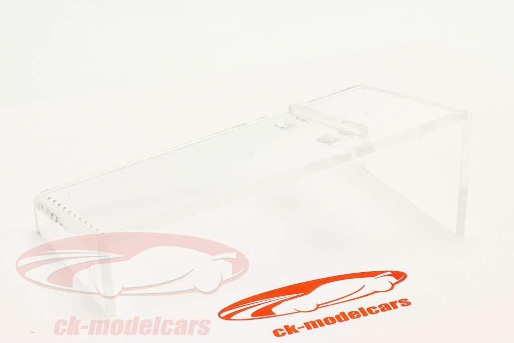 akryl LameRamp Præsentationsrampe Til modelbiler i vægt 1:43 Atlantic