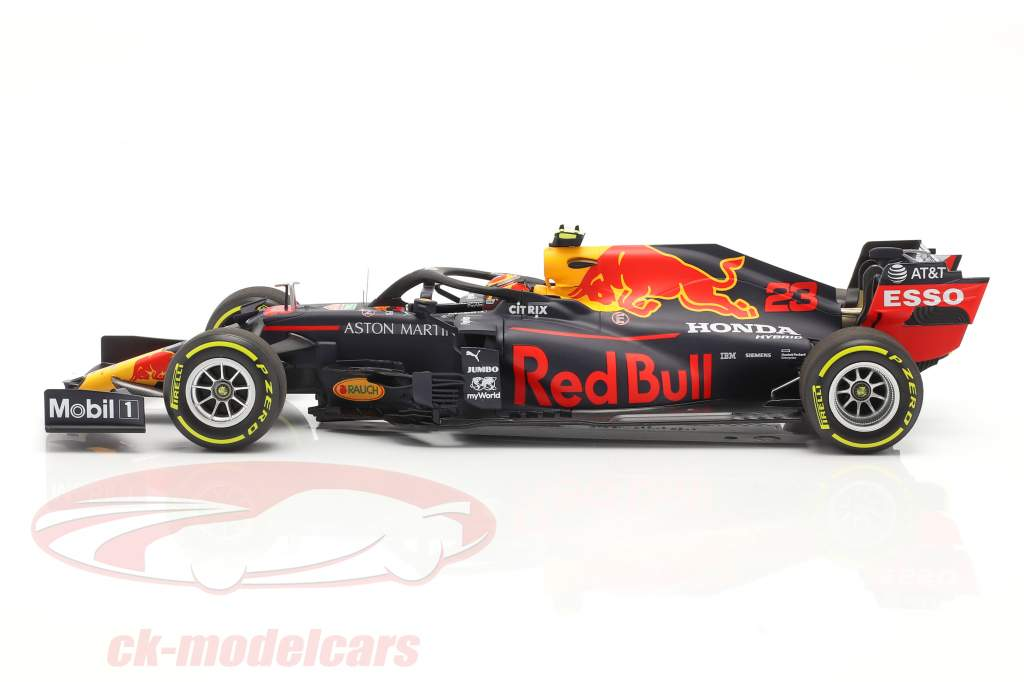 A. Albon Red Bull Racing RB16 #23 Cuarto Estiria GP F1 2020 1:18 Minichamps
