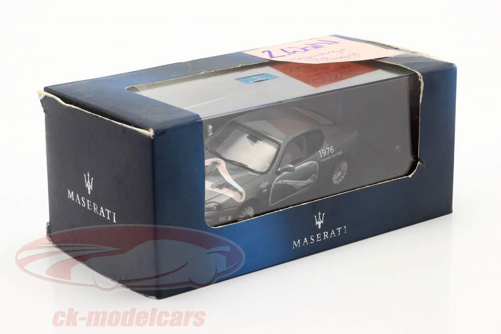 Maserati Coupe Cambiocorsa 90th Anniversary Concorde 1976 jaar 2002 1:43 Ixo / 2e keuze