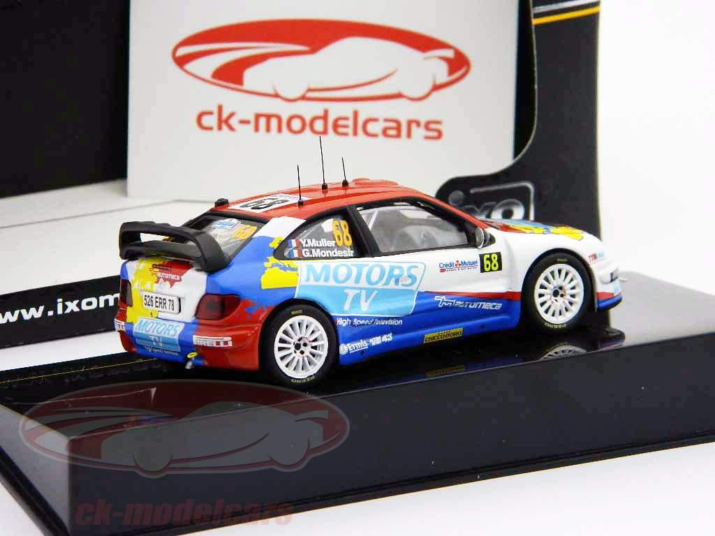 Citroen Xsara #68 rally de France 2010 1:43 Ixo / 2nd choice