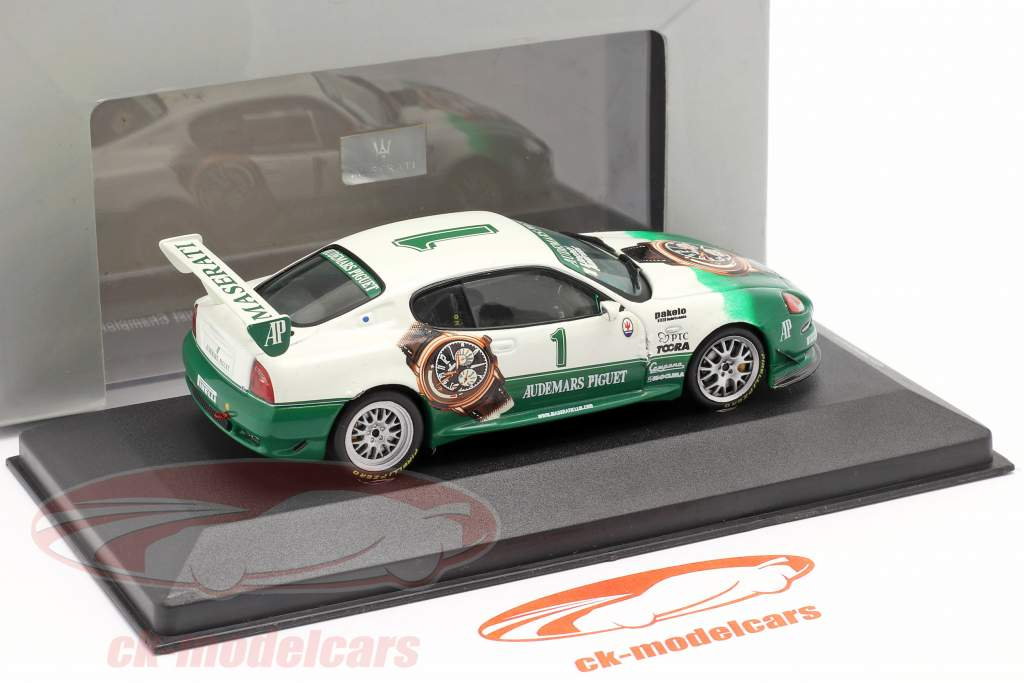 Maserati Grandsport Trofeo #1 campeonato 2006 Andruet, Liechti 1:43 Ixo / 2 escolha