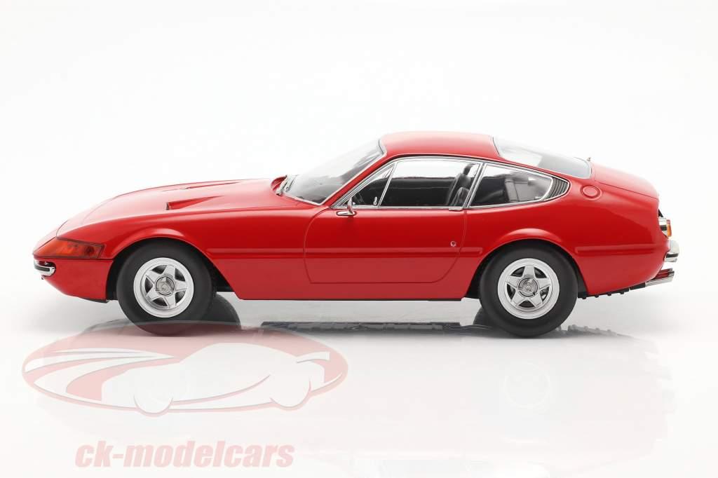 Ferrari 365 GTB/4 Daytona Coupe 2. Serie 1971 rot 1:18 KK-Scale