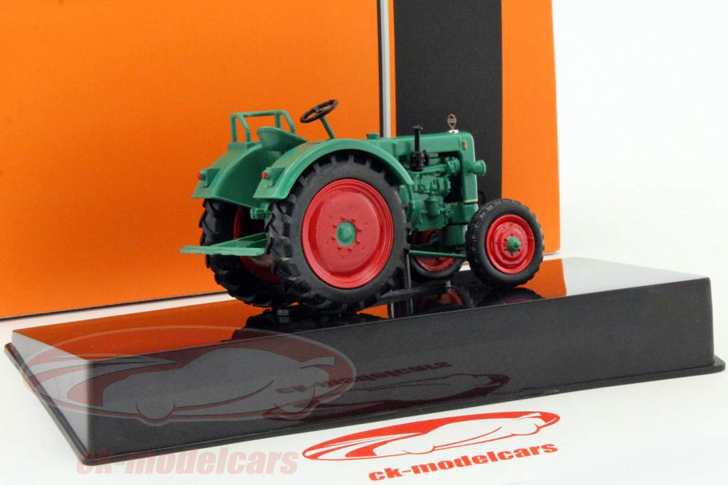 MAN Ackerdiesel A25 A jaar 1956 groen 1:43 Ixo / 2e keuze