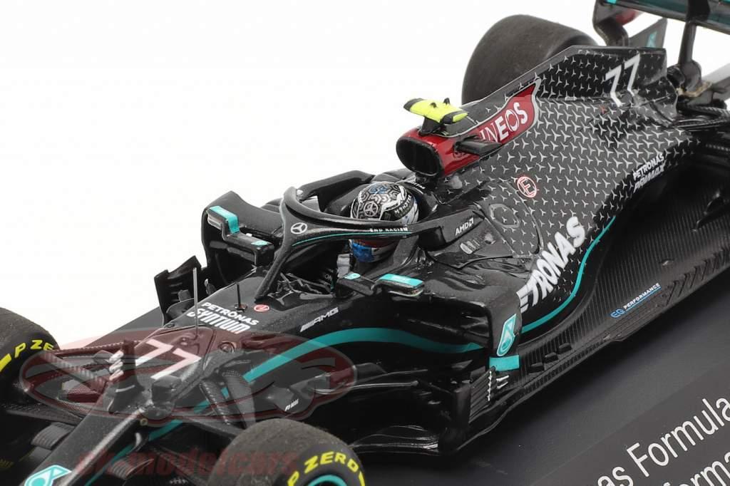 Valtteri Bottas Mercedes-AMG F1 W11 #6 Formel 1 2020 1:43 Minichamps