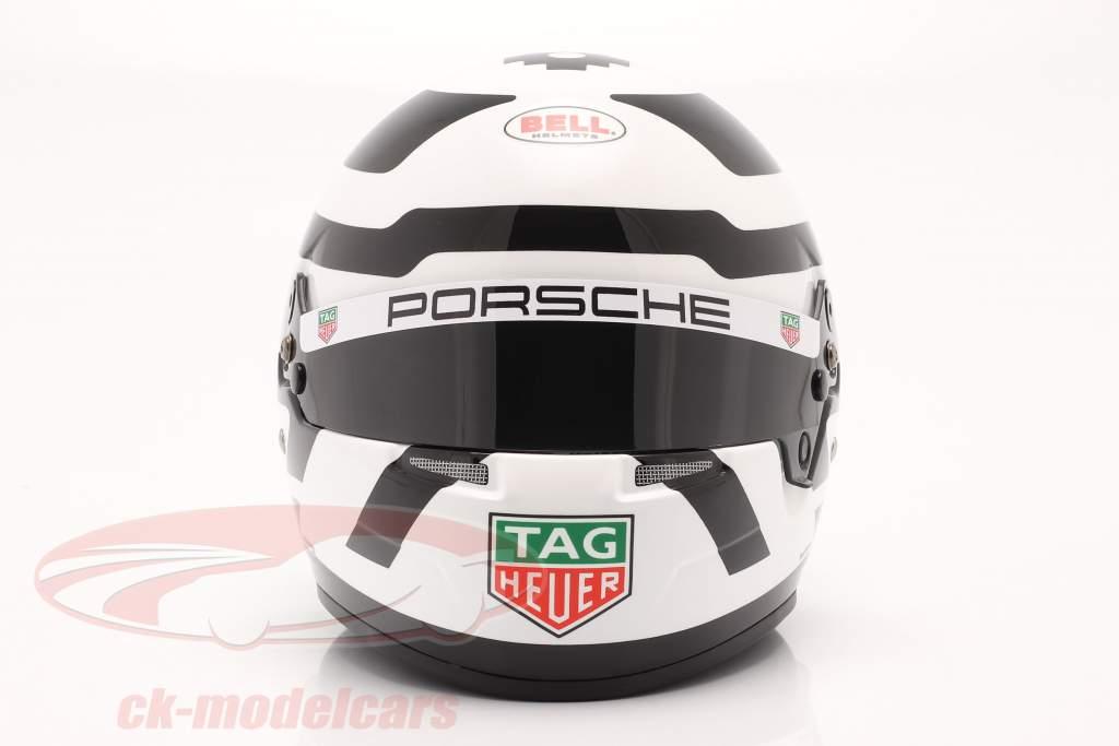 Andre Lotterer #36 TAG Heuer Porsche formule E 2020/21 casque 1:2 Bell