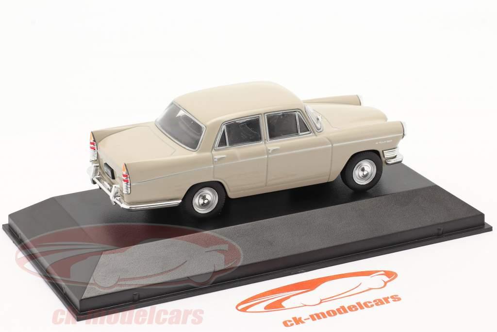 Siam Di Tella 1500 Riley 4 Bouwjaar 1960 beige 1:43 Altaya