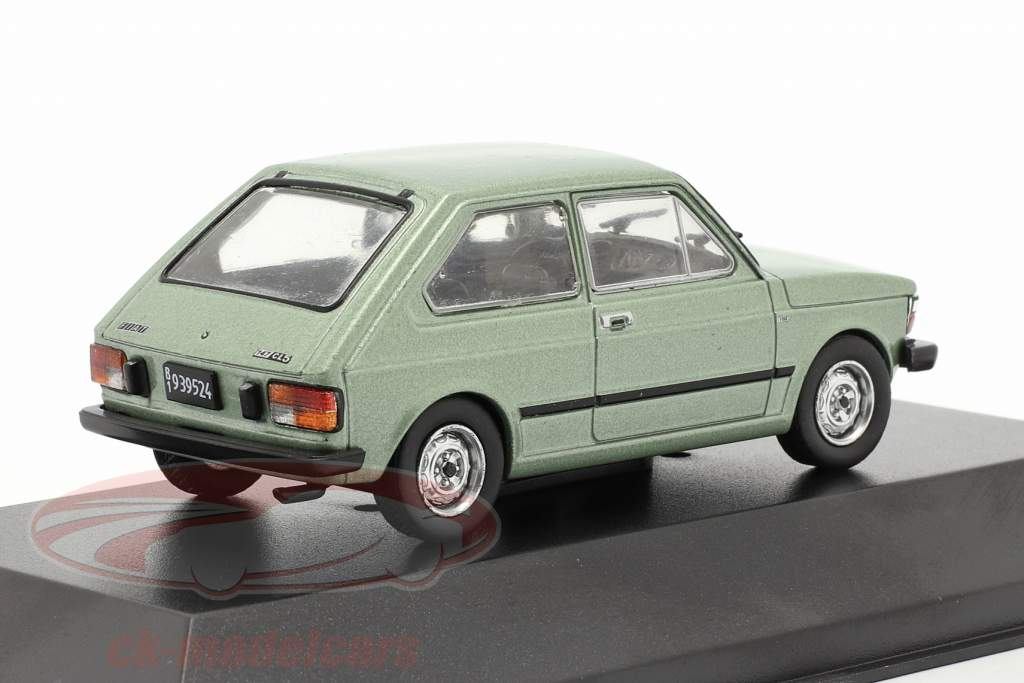 Fiat 147 CL5 Baujahr 1983 hellgrün metallic 1:43 Altaya